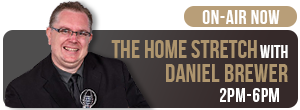 The Home Stretch - Daniel Brewer