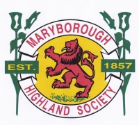 Maryborough Highland Society logo