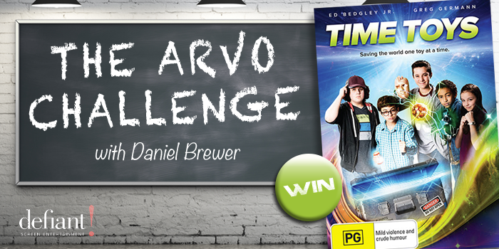 Win Time Toys on DVD  - Arvo Challenge