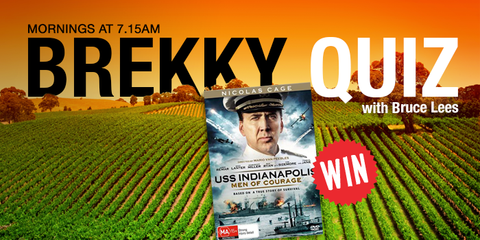 Win - USS Indianapolis on DVD