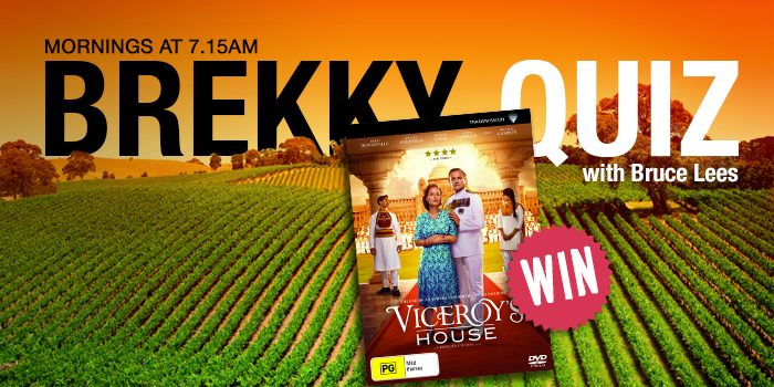 Win Viceroy's House on DVD with Bruce Lees