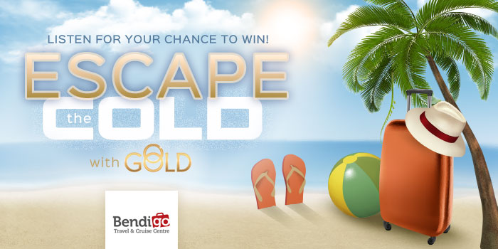 Win - Escape The Cold With GOLD