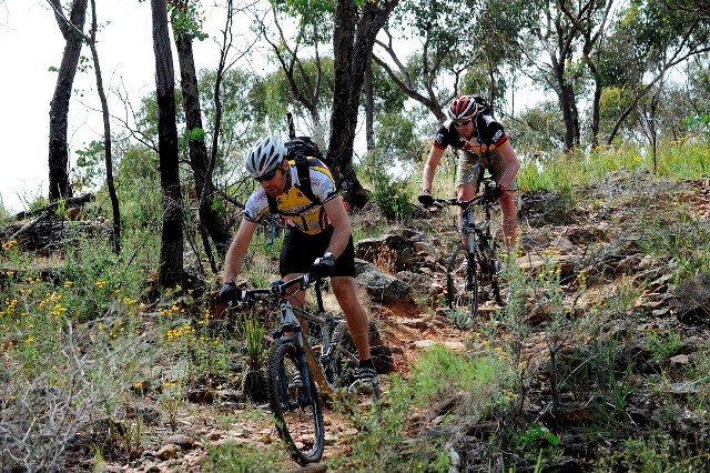 Mountain Bike Path Harcourt Forum 2017