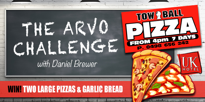 Arvo Challenge - Tow Ball Pizza
