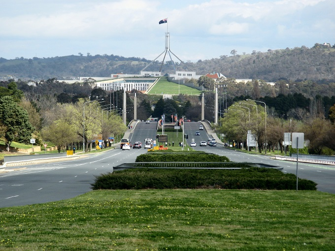 Canberra - Best In Travel List