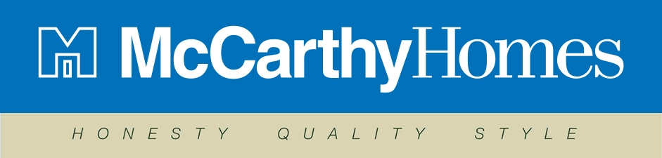 McCarthy Homes new logo 2014