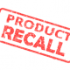 Hershey's chocolate products recalled